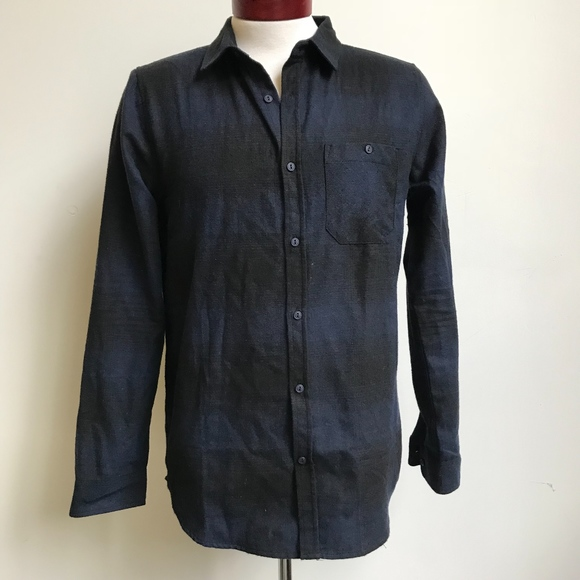 Utility Supply Co  International Plaid Button Up